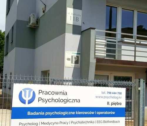 Pracownia Psychotechniczna